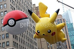Pokemon float