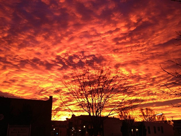 time lapse of today s colorado sunrise video. Black Bedroom Furniture Sets. Home Design Ideas