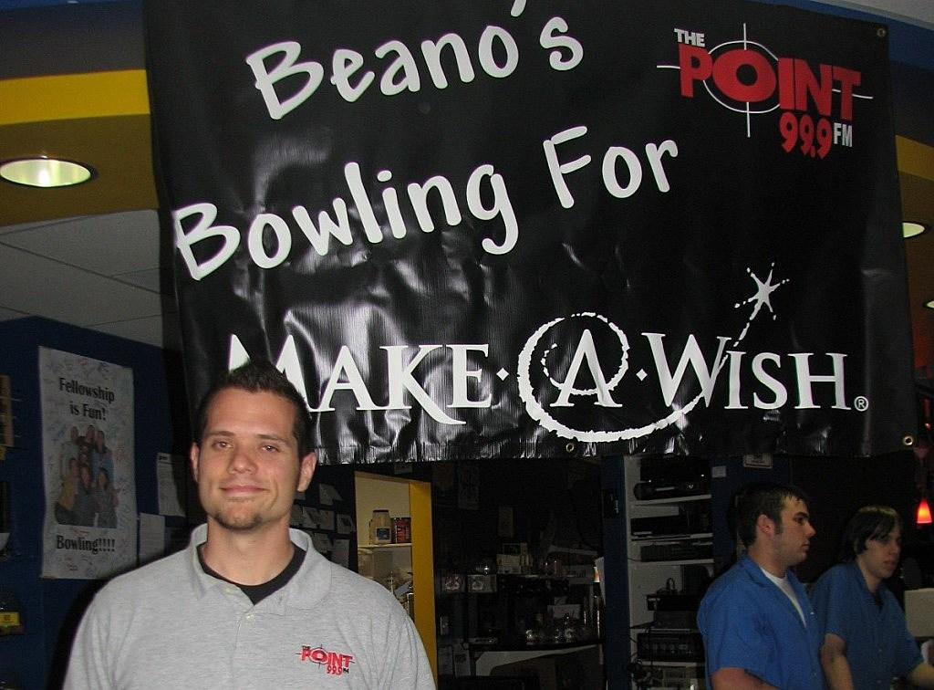Beano, 99.9 The Point