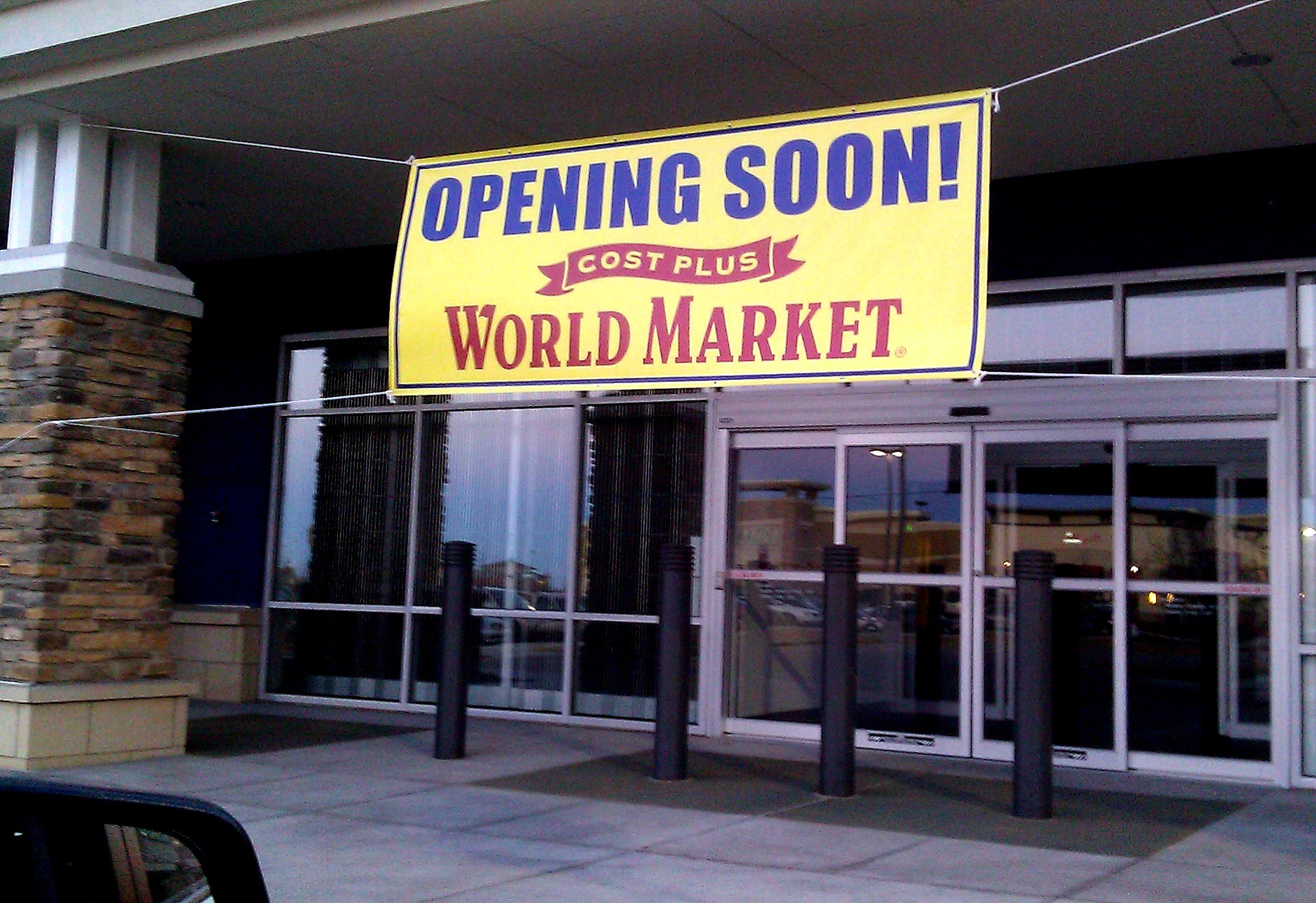 Cost Plus World Market Opening In Fort Collins This Summer
