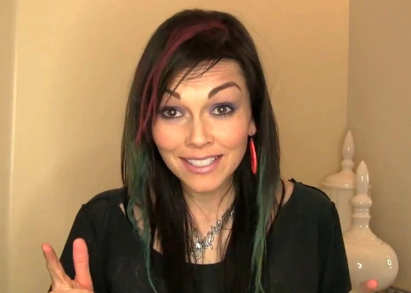 Chalk Dye Your Hair