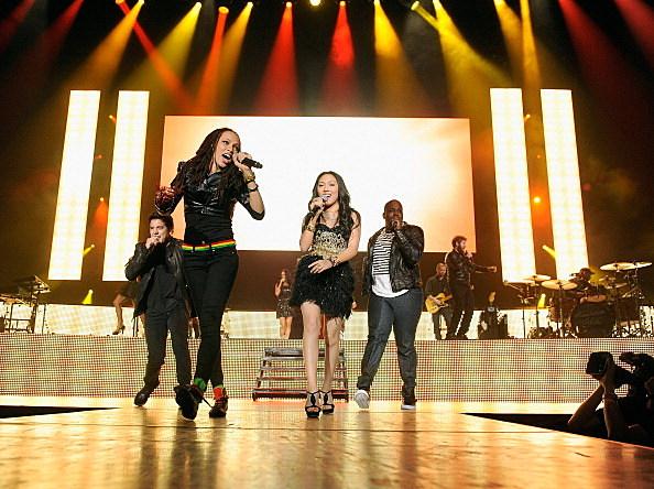 "2011 ""American Idols Live!"" Tour - Newark, NJ"