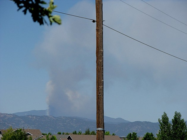 Larimer County Fire 06-09-2012
