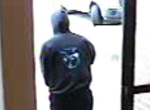 Chase bank robbery suspect 5.11.12