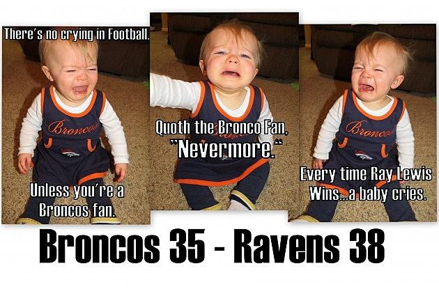 Bronco Baby Memes