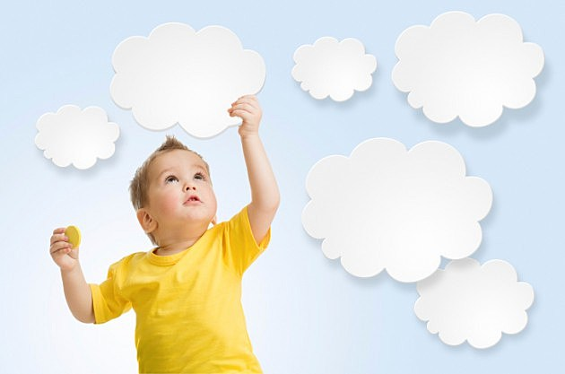 Toddler Clouds