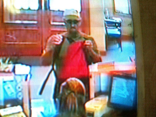 Wellington Bank Robbery Suspect
