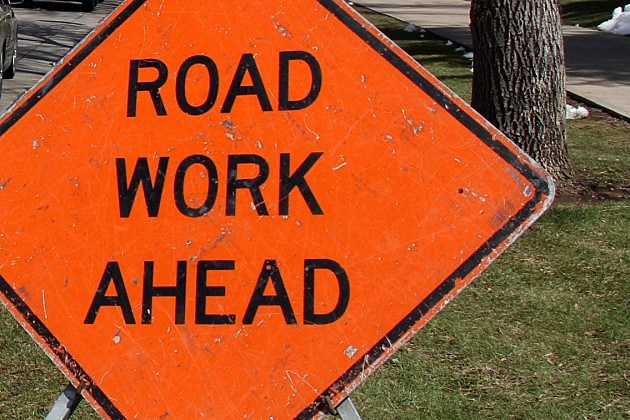 City of Fort Collins Road Work Ahead
