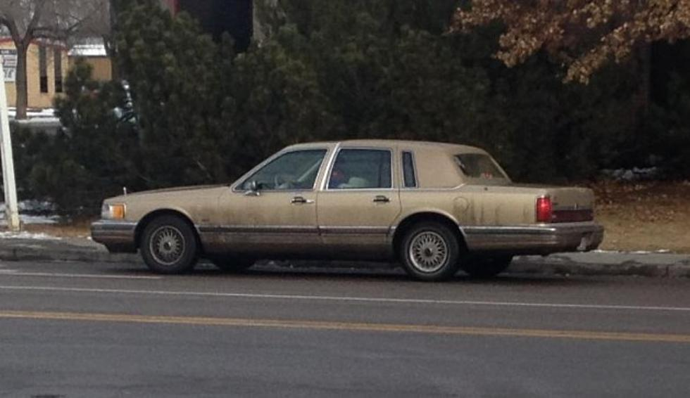 Ft Collins Police Seek Gold Lincoln Continental After Reported Assault