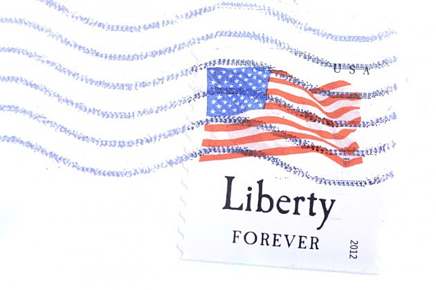 Liberty Forever Stamp