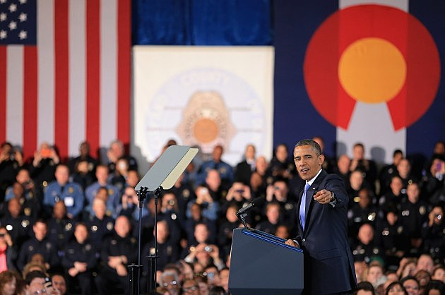 President Obama Colorado