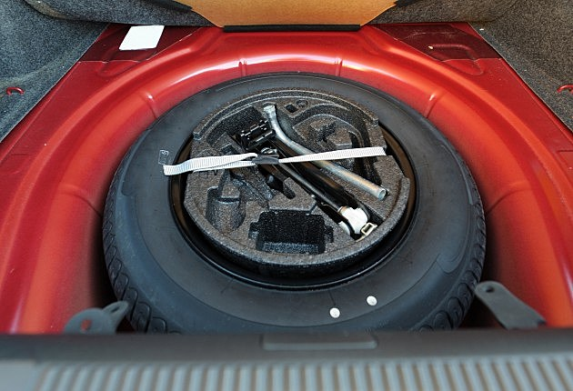 Spare Tires No Longer Come Standard In All New Cars