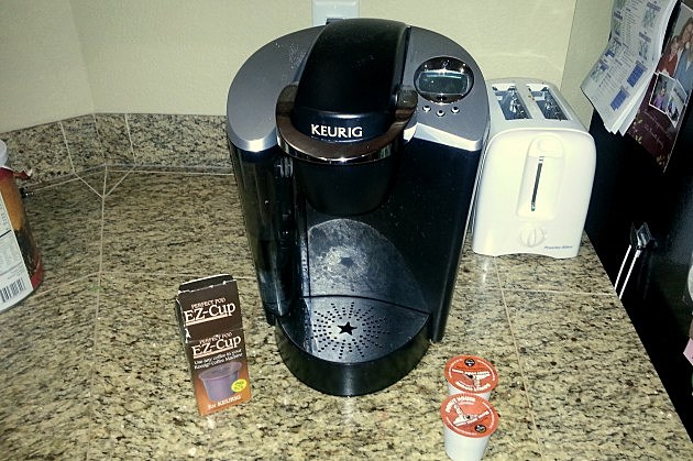 Keurig s New Brewers Wonot Work With Non-Keurig K-Cups