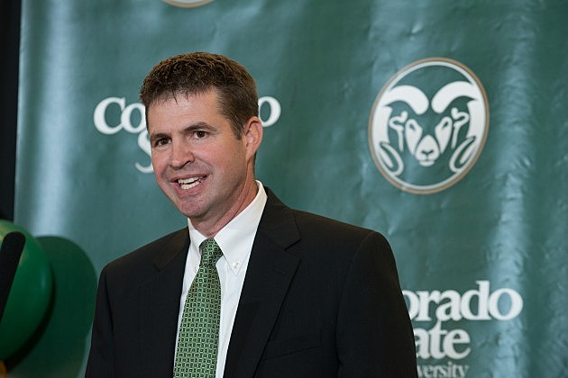 Ryun Williams at  Colorado State University
