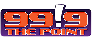 99.9 The Point – Today's Hit Music, With