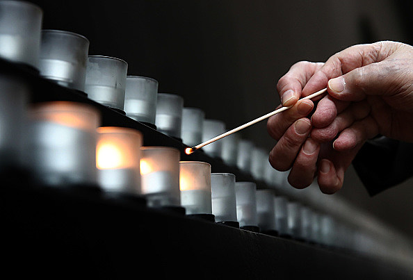 Holocaust Memorial Museum Holds Ceremony Marking Int'l Holocaust Remembrance Day