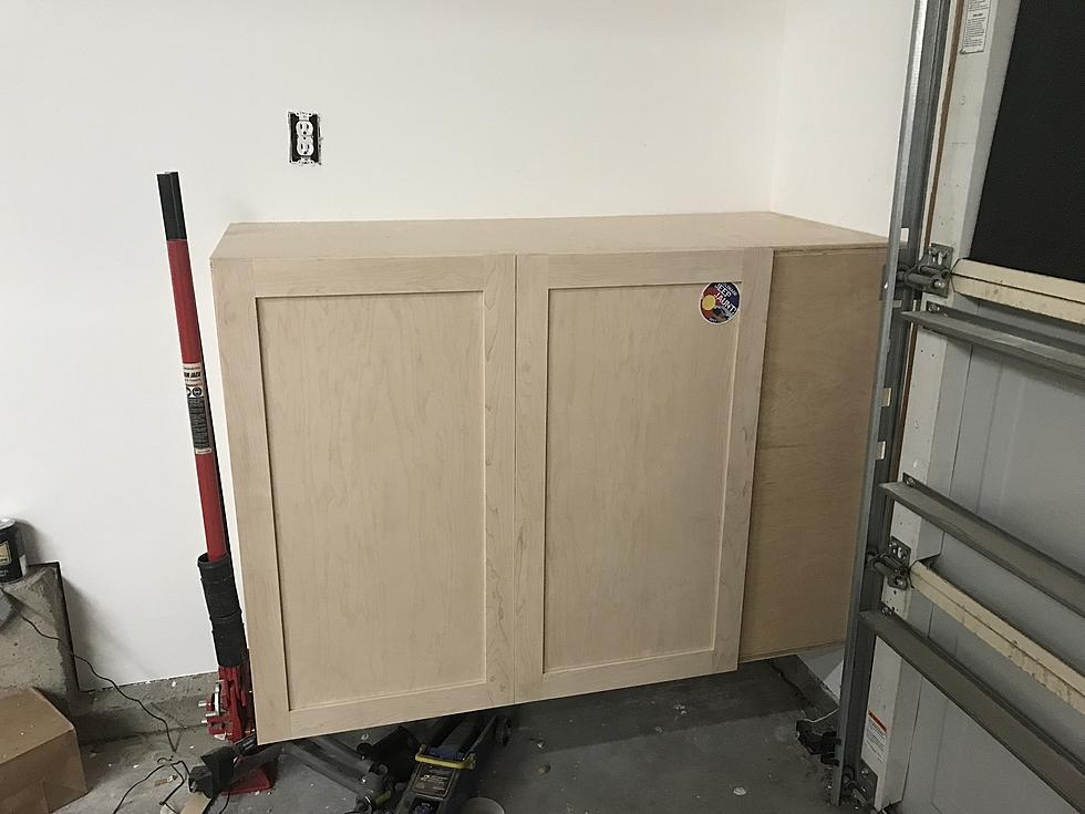 sliding pinterest cabinets garage diy pin door cabinet